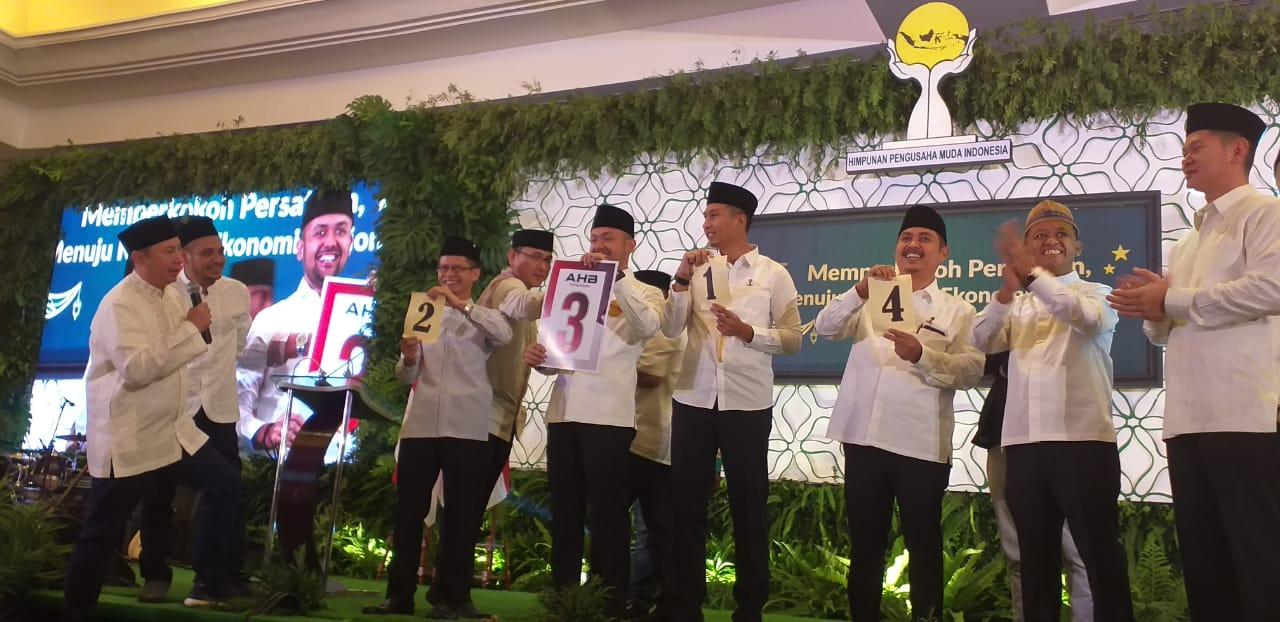 Calon Ketua Umum HIPMI Ini Siap Lahirkan 3 Juta Pengusaha Muda Baru di Indonesia
