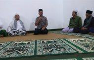 Ini Imbauan Kapolsek Leksono Waktu Laksanakan Tarling di Masjid Al Fattah Timbang