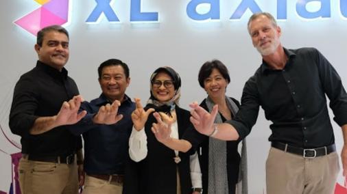 XL Axiata Klaim Pencapaian Kinerja Lampaui Industri Telekomunikasi Lain