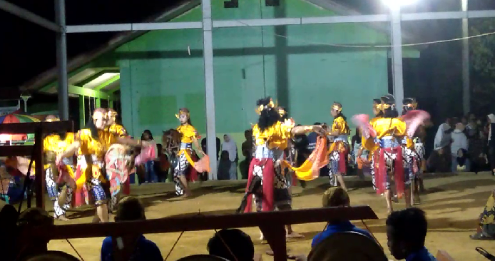 Kuda Kepang dan Lengger, Hiburan Acara Halal bi Halal di Dusun Ngebrak