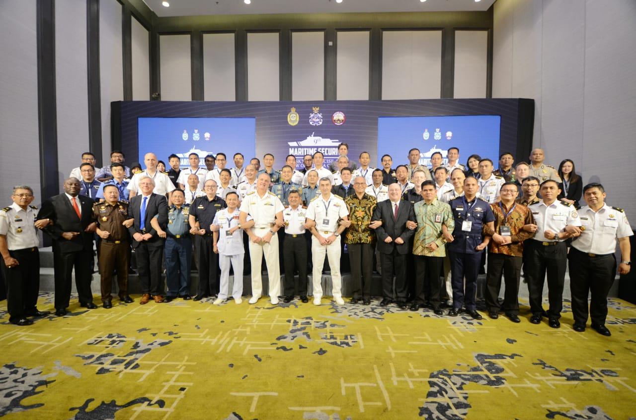 Bakamla dan ABF Hadirkan 16 Negara di MSDE Ke-9
