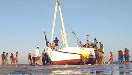 Terkini, Dua Korban Perahu Tenggelam di Sumenep Belum Ditemukan, 20 Orang Meninggal Dunia