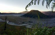 Menikmati Embun Beku Gunung Bromo Layaknya di Eropa