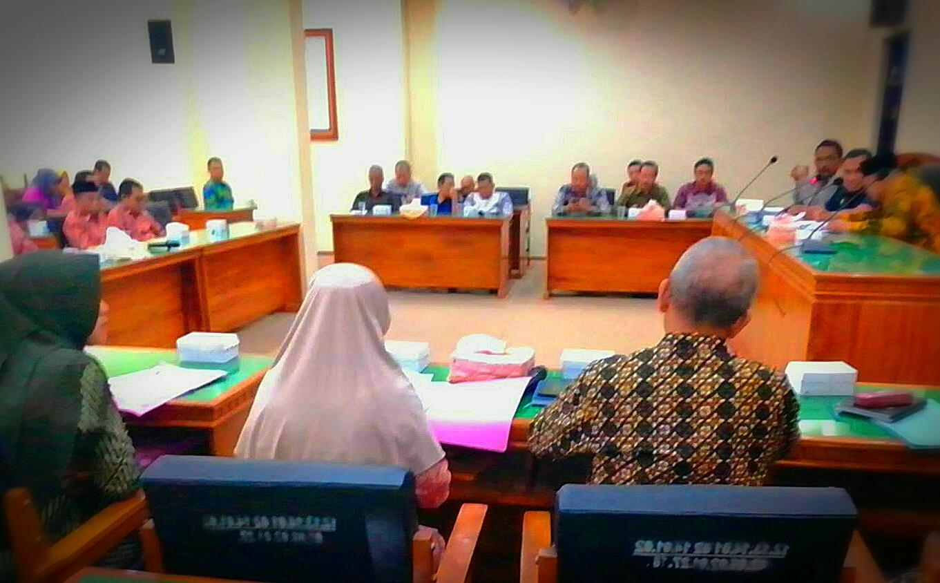 DPRD Trenggalek Terima Kunjungan Kerja DPRD Kulonprogo