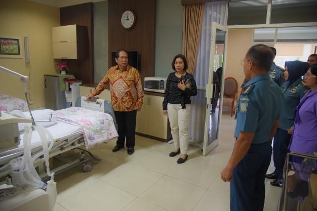 Ketua BURT DPR RI Apresiasi Layanan RS AL Dr Ramelan Surabaya