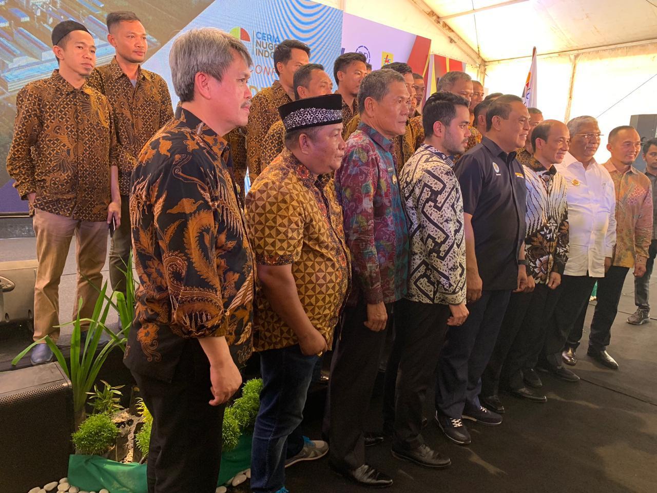 PT Ceria Nugraha Indonesia Mulai Bangun Smelter Feronikel di Kolaka