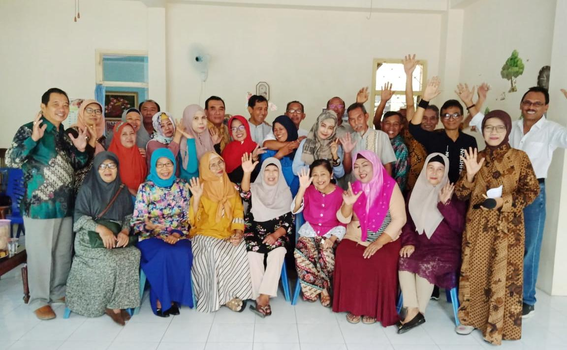 Halal Bi Halal IKAJUA Jember, Bahas Tur Yogyakarta