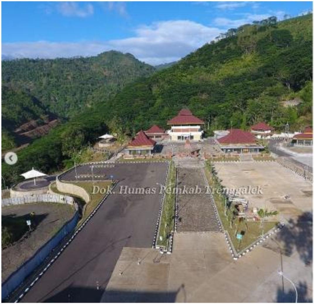 Rest Area Non-Tol Pertama di Indonesia Mulai Diuji Coba