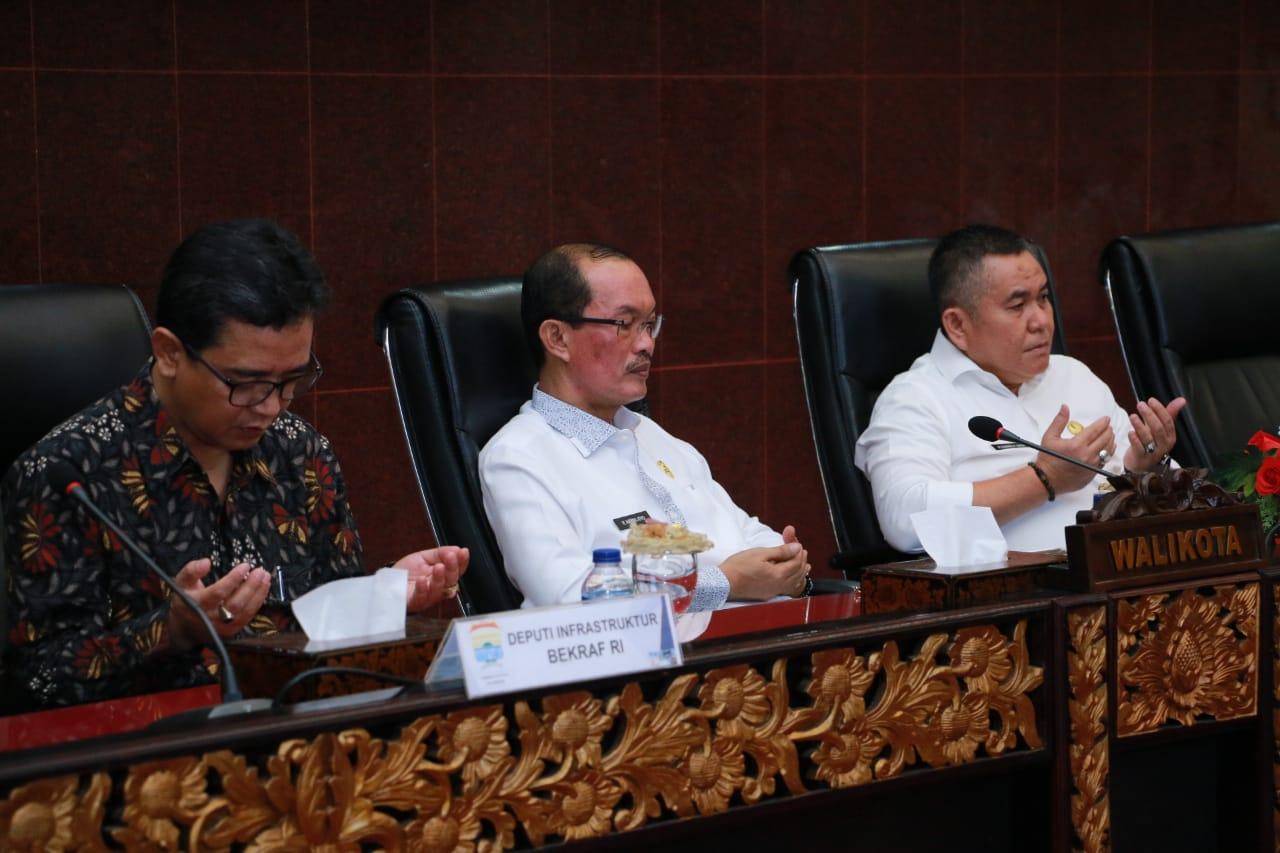 Kota Palembang Nominasi 10 Kota Kreatif