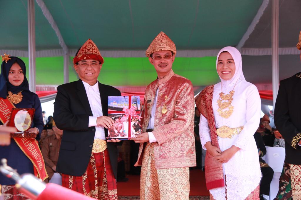 Walikota Palembang Ajak Semua Elemen Kerja Keras Wujudkan Cita-Cita Pembangunan
