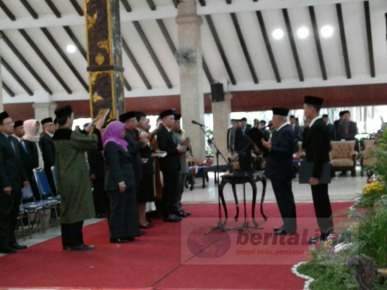 DPRD Kabupaten Malang 'Buka Suara' Soal Mutasi Ilegal