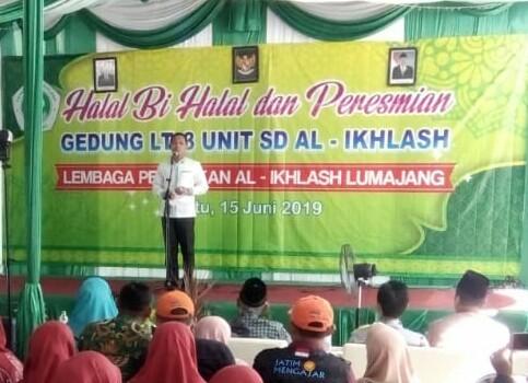 SD Al Ikhlas Gunakan Program Pendidikan Sehari PenuhFul Day