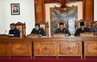 DPRD Tulungagung Gelar Rapat Paripurna Usul Pengangkatan Bupati