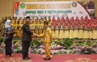 123 Lulusan MIN 2 Kota Malang Tunjukkan Segudang Prestasi