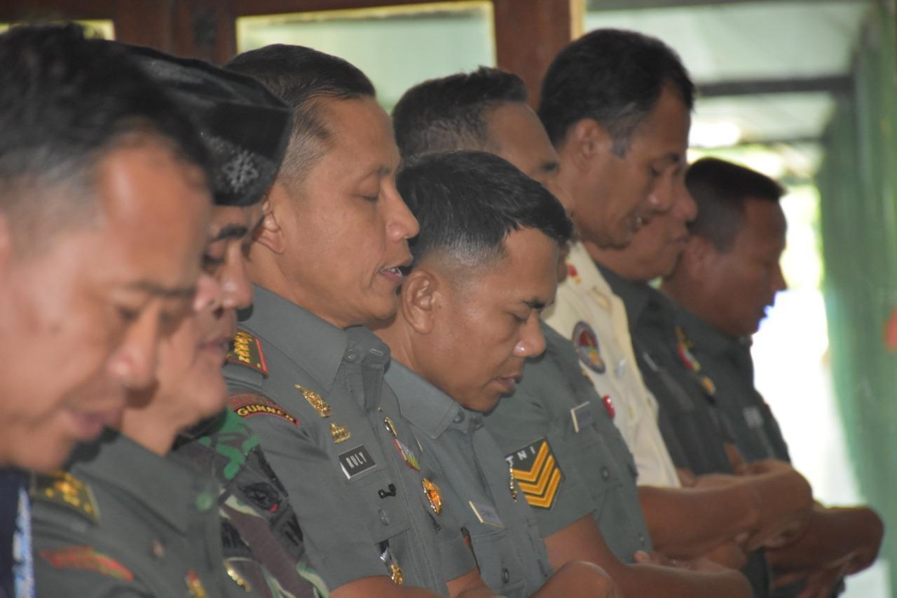 Jenderal TNI (Purn) George Tutup Usia, Korem 082/CPYJ Gelar Shalat Ghoib