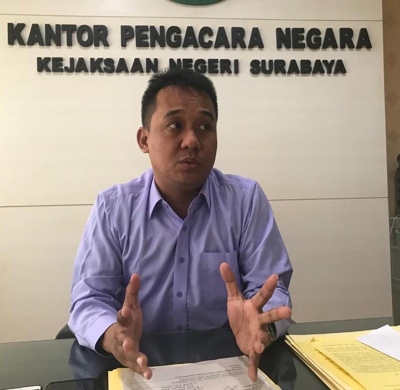 Kejaksaan Negeri Surabaya Segera Kosongkan THR