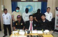 Ketua Gian Babel Beri apresiasi Ke Aparat  yang gagalkan penyelundupan  6 Kilogram Sabu