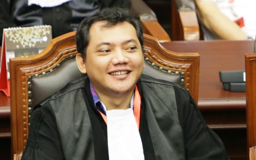 Sengketa Pilpres, Tim Hukum Jokowi-Amin Pertanyakan Kualitas Bukti