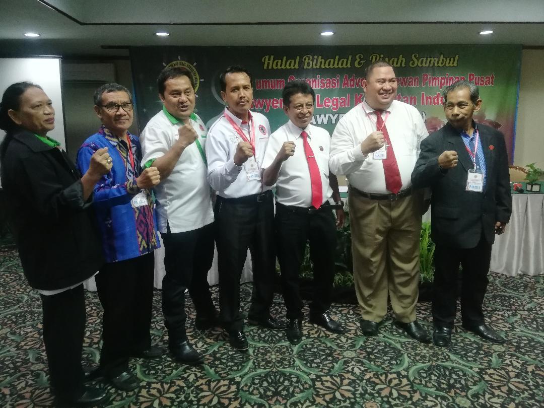 Advokat Rahman Hakim Nakhodai LAWYER & LEGAL