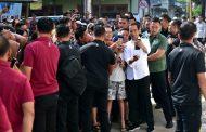 Minggu Pagi, Presiden Jokowi dan Keluarga Santap Kuliner Khas Solo
