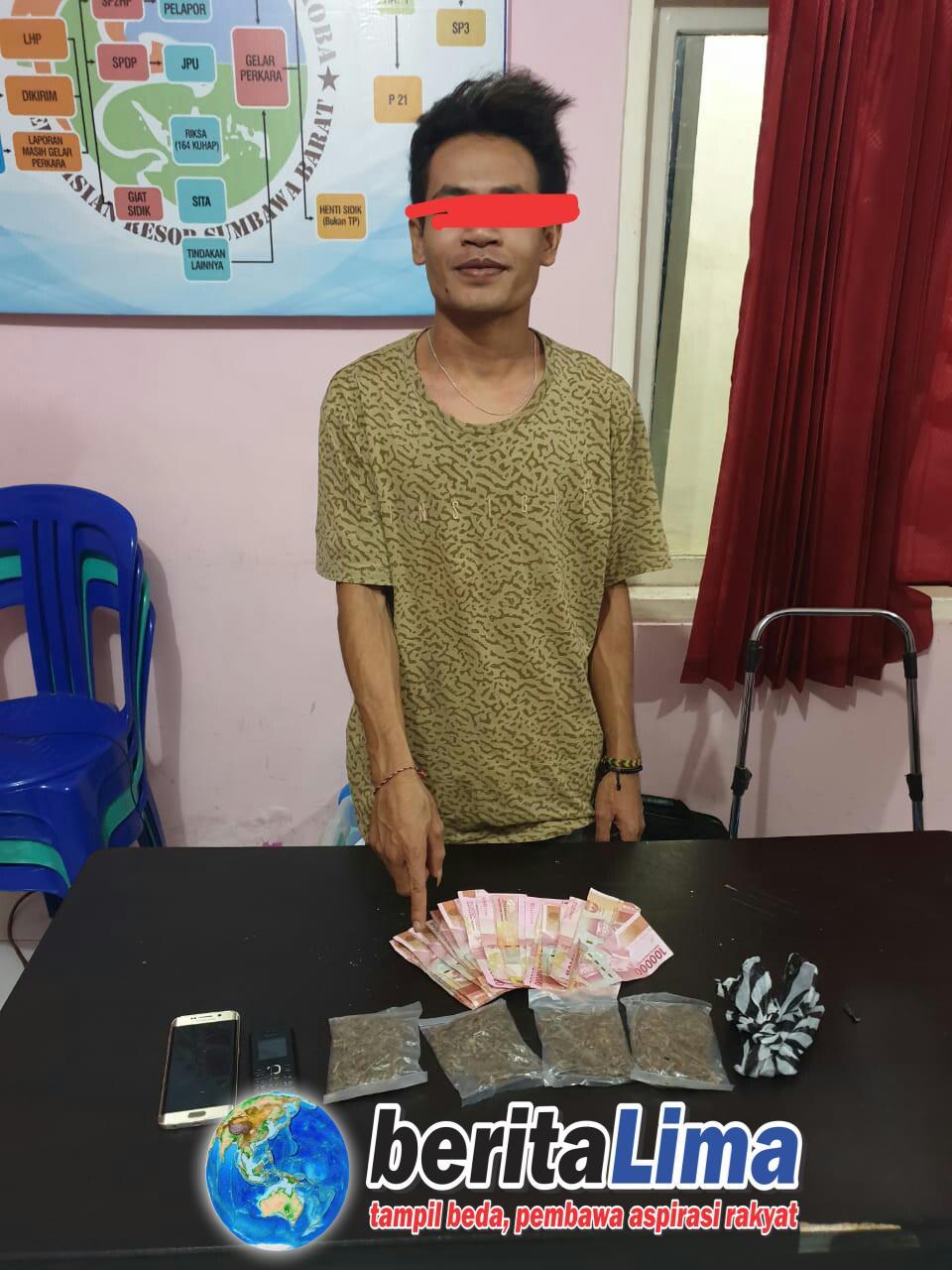 """Kinerja Bagus """"Patut Berikan Apresiasi""""Anggota Satnarkoba Mampu Berantas Narkoba Di KSB"""