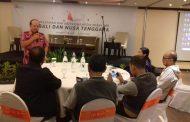 OJK Gelar Pelatihan dan Gathering Media Massa Bali Nusa Tenggara
