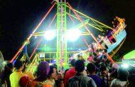 Pasar Malam Puri Beta, Hiburan Kecil Bagi Masyarakat