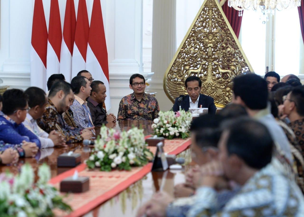Presiden Jokowi: Perang Dagang Munculkan Peluang Baru bagi Indonesia