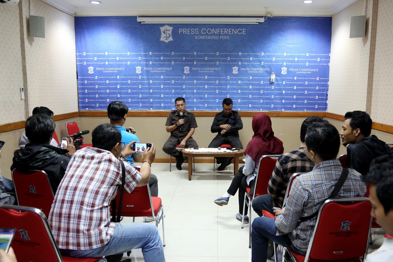 Pasca Malam Perayaan HUT Persebaya ke 92, Ini Penjelasan BPB Linmas Surabaya