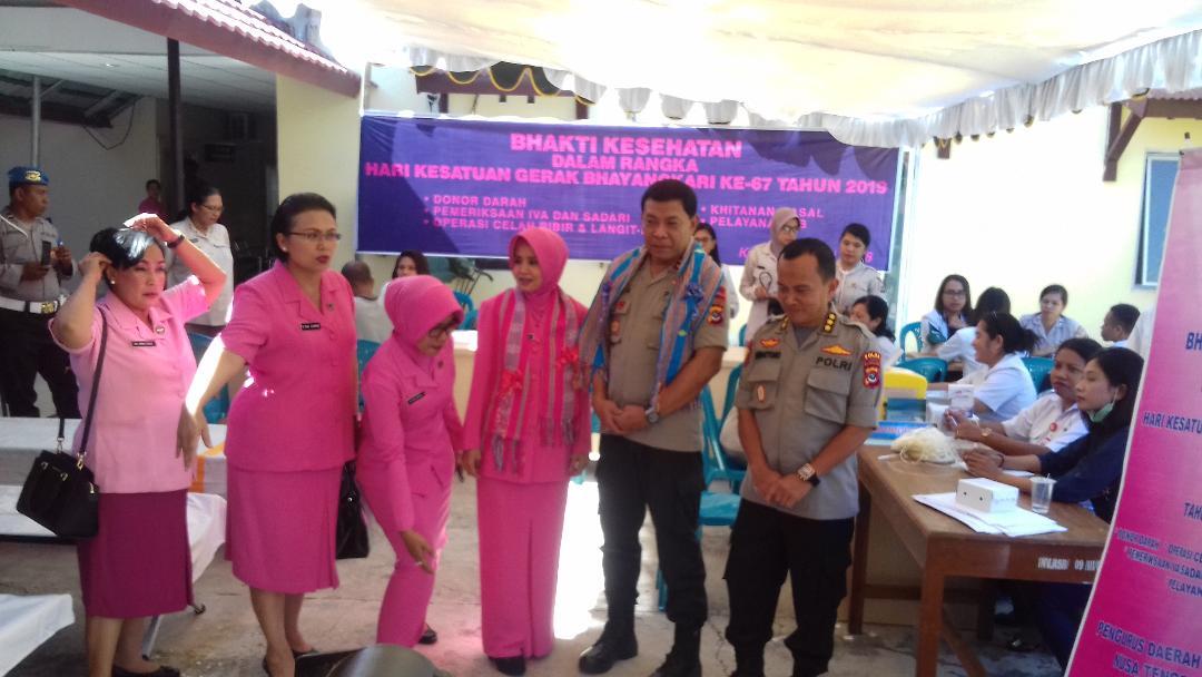 Animo Tinggi Masyarakat Dalam Bhakti Kesehatan di RSB Titus Uly Kupang