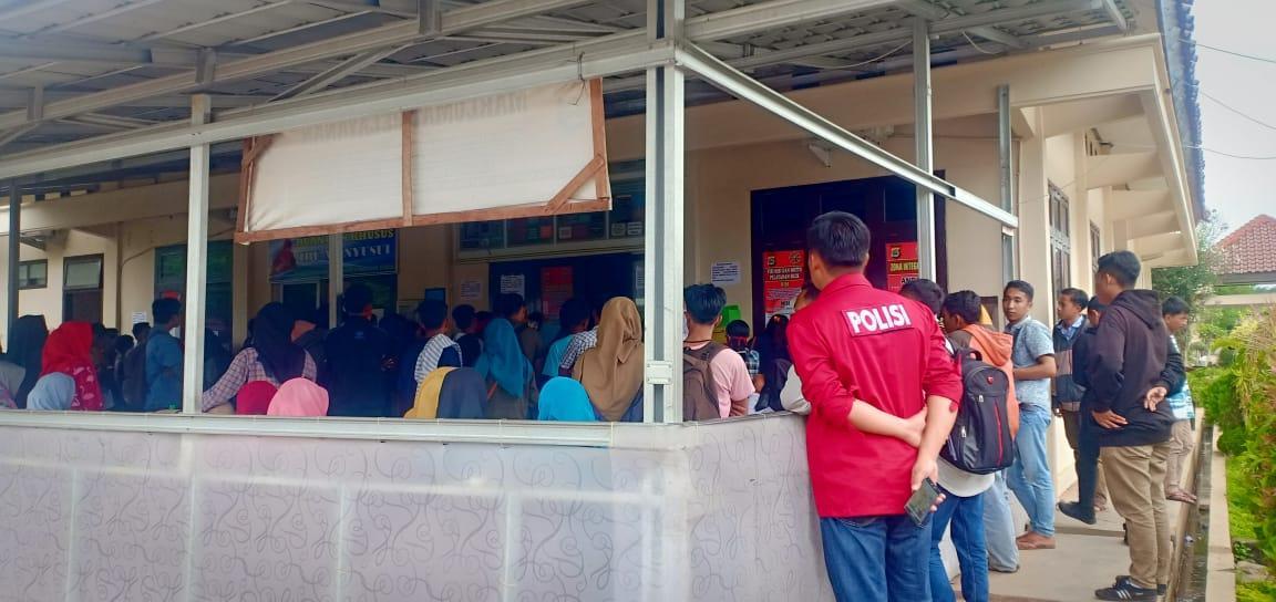 Polres Lampung Utara Layani Pemohon SKCK Hingga Pukul 21.00 WIB