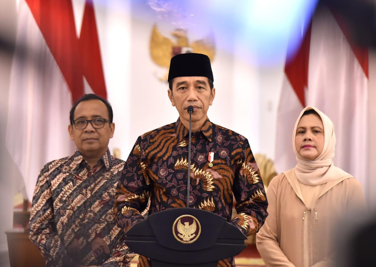 Sampaikan Belasungkawa, Presiden Jokowi Ajak Rakyat Indonesia Doakan Almarhumah Ibu Ani Yudhoyono
