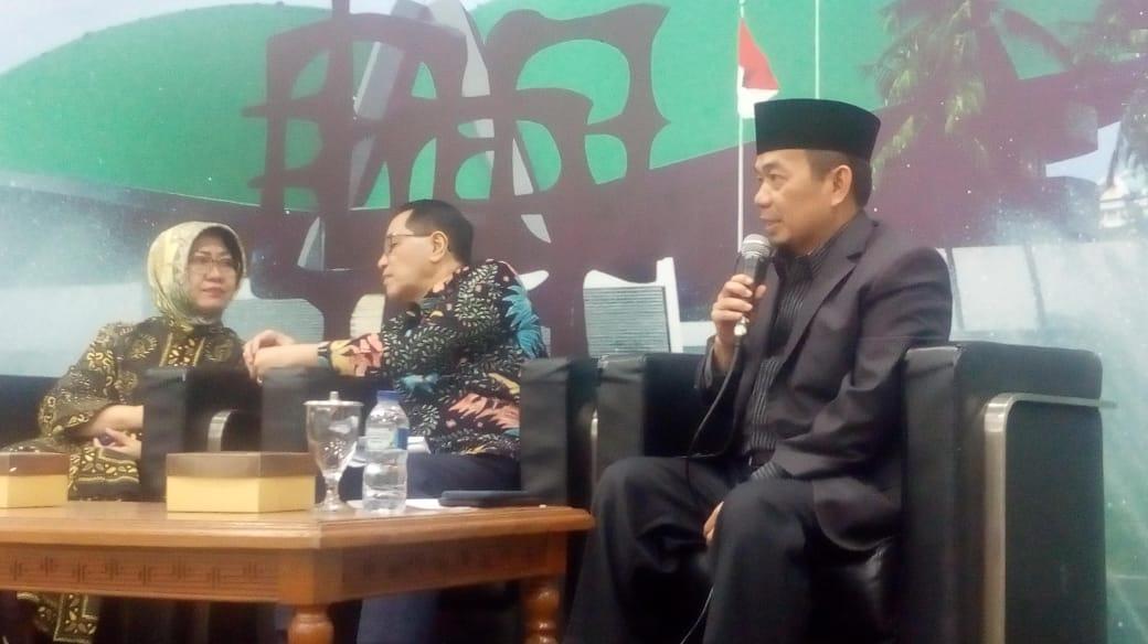 Doakan PKS Menang 2024, Jazuli Ucapkan Terima Kasih Kepada Peneliti Senior LIPI