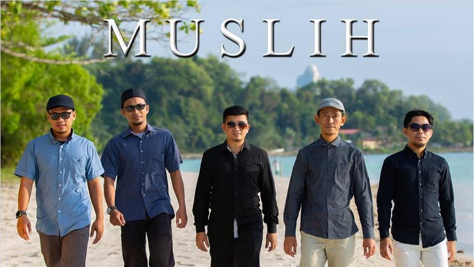 Grup Nasyid Muslih Asal Sabah Rilis Lagu 'Setitis Kasih'