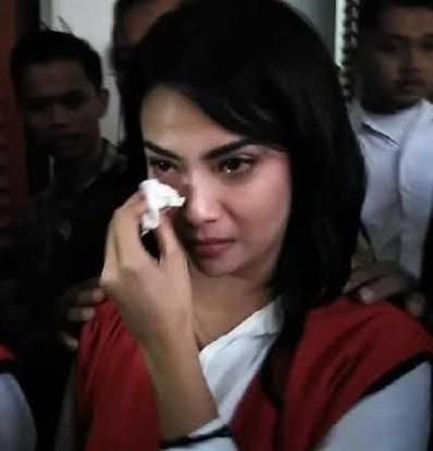 Terlibat Prostitusi Online, Vanessa Angel Dituntut 6 Bulan Penjara