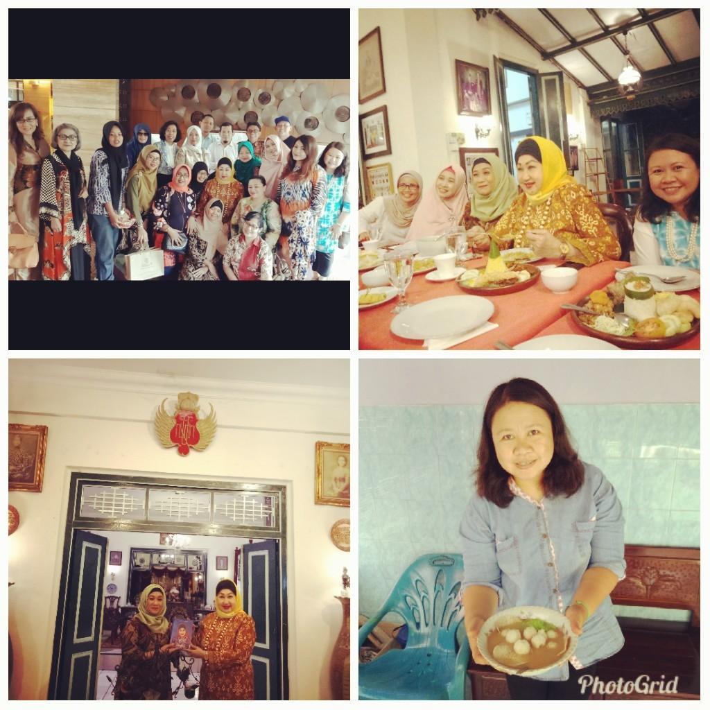 Sekretaris Koperasi Akar Rumput Sapa Pedagang Kecil di Yogyakarta