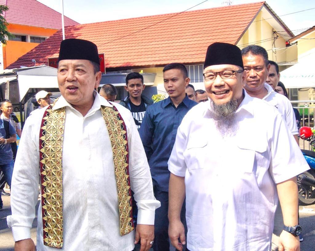 Semakin Moncer, Polling Kandidat Pilkada Lampung Selatan Unggulkan Tony Eka Candra