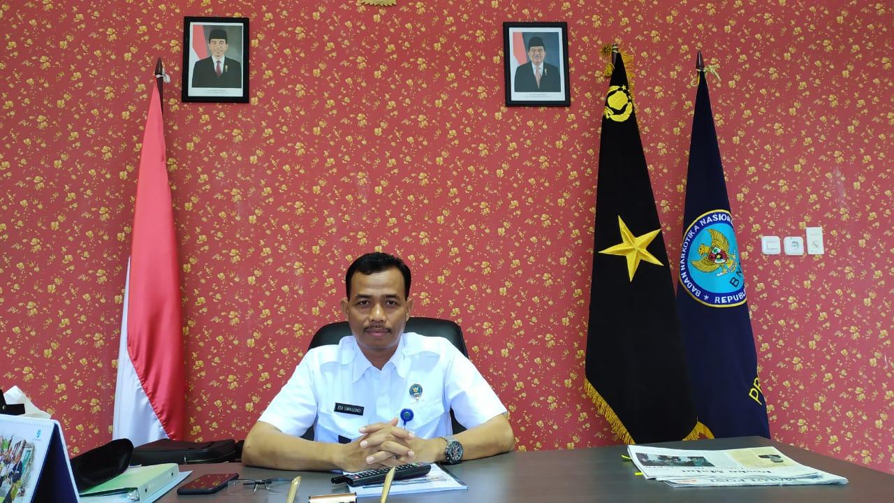 Penyalagunaan narkoba dijamin tidak diproses hukum, jika lapor di BNNP Malut