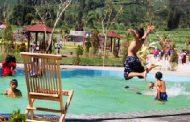 Ternyata di Perbatasan Temanggung – Wonosobo Ada Taman Bermain dan Edukasi Anak Sinsu