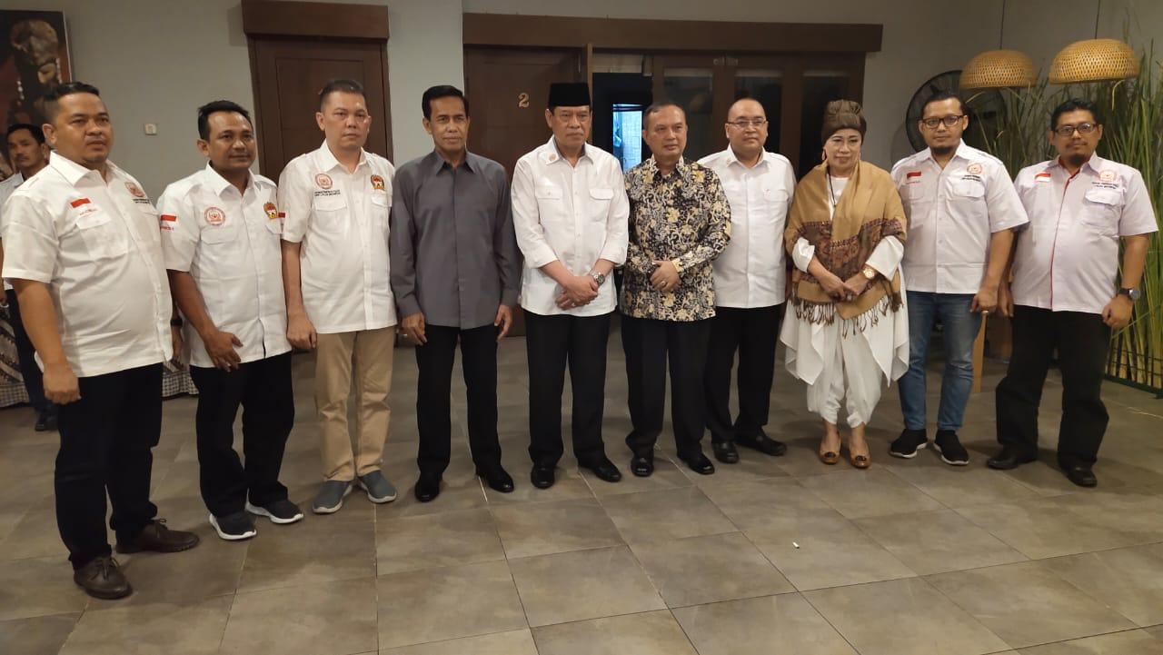 "LPKAN gelar acara ""Halal Bihalal dan Rapimnas kedua"", dihadiri para Purnawirawan Jenderal"