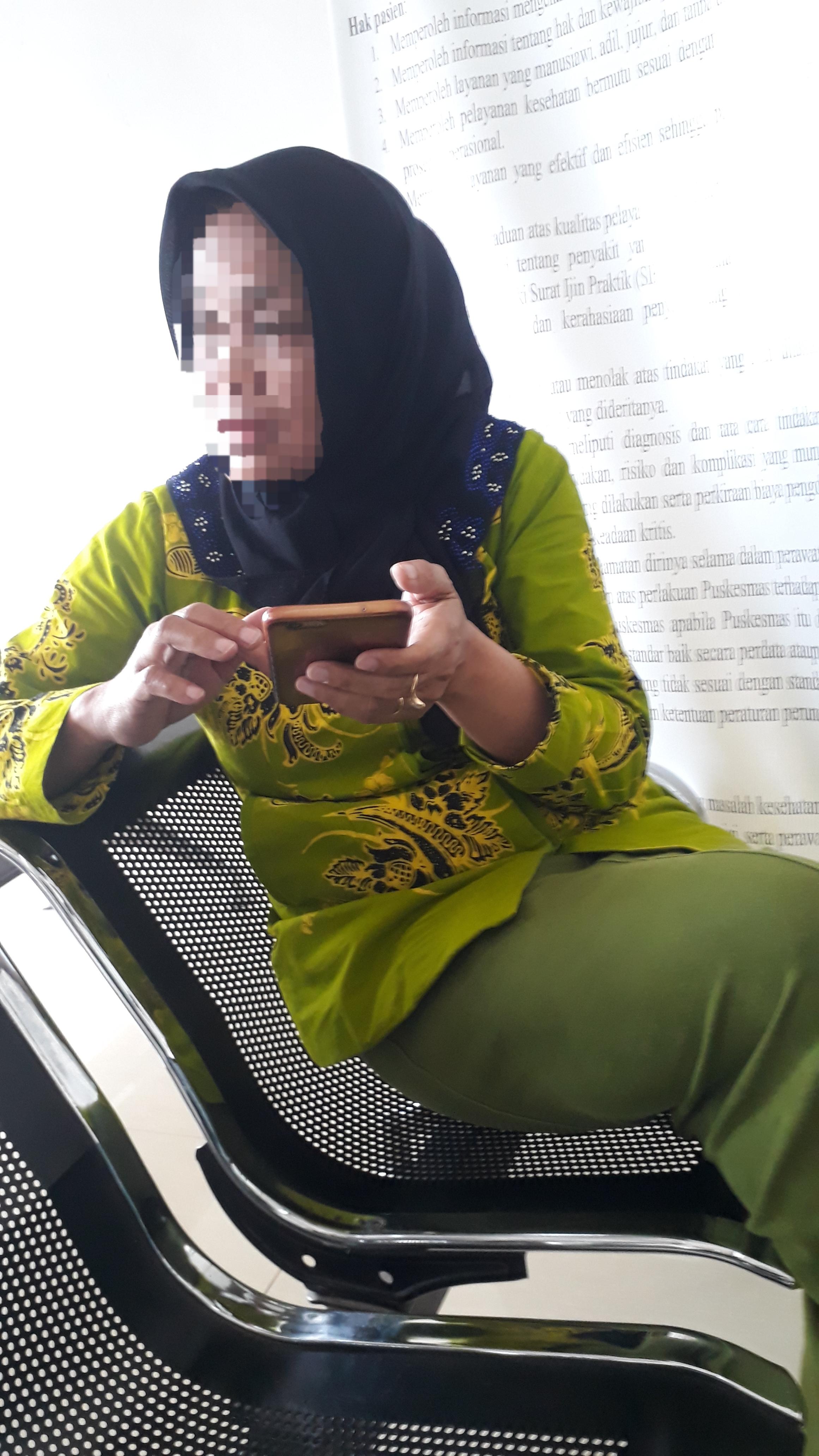Oknum Bidan Yang diduga Langgar SOP Persalinan ternyata Istri Kades Purwoharjo