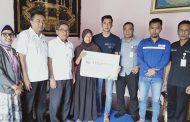 Ahli Waris Pekerja Pabrik Kayu di Probolinggo Terima Santunan BPJS Ketenagakerjaan