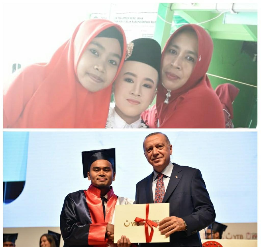 Anak Penjual Gorengan Harumkan Indonesia Melalui Prestasi Internasional