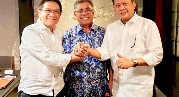 Bamsoet: Partai Golkar Rumah Besar Purnawirawan TNI/Polri
