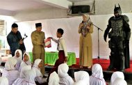 Kerennya Sekolah-Sekolah Ini;  Baru Masuk, Anak Didik Langsung Dikenalkan Budaya Baca