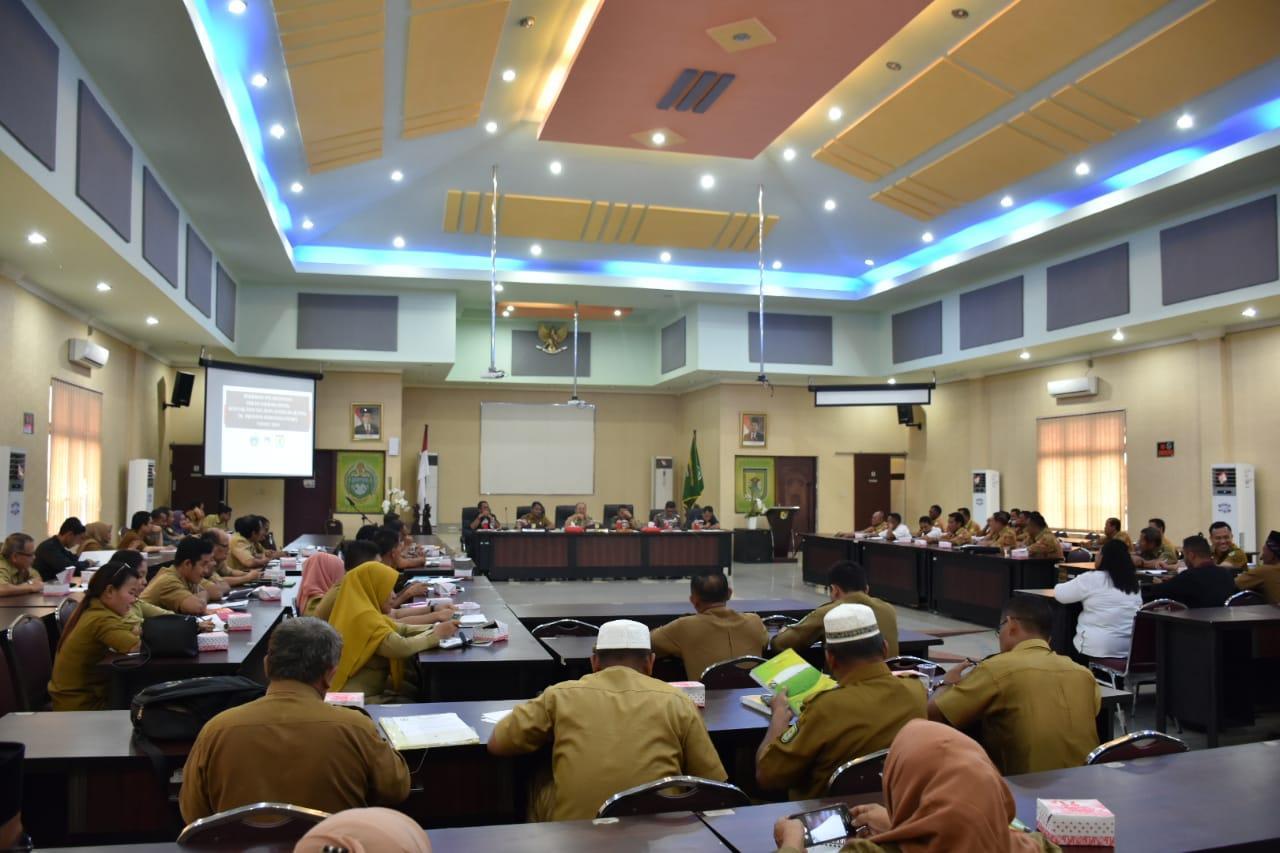 Persiapan PEDA dan KTNA Propinsi Sumut ke-4 di Sergai, Ini harapan Bupati Soekirman