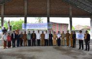 Bupati dan Wabup Sergai Hadiri Pelantikan BKAG Kecamatan Se- Kabupaten Sergai