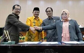 DPRD Setujui Raperda Menjadi Perda, Pemkot Madiun Segera Terbitkan Perwal