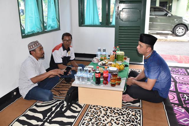 Dandim 0707 Berangkat Haji, Simak Doa Kabiro Beritalima Wonosobo