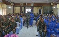 Danlanal Cilacap Gelar Entry Briefing